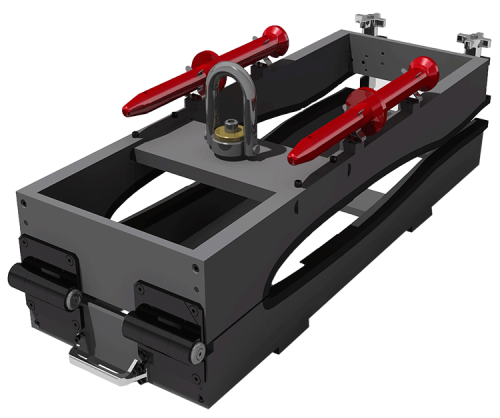 EMSA BLADE CLAMP KIT MODEL1