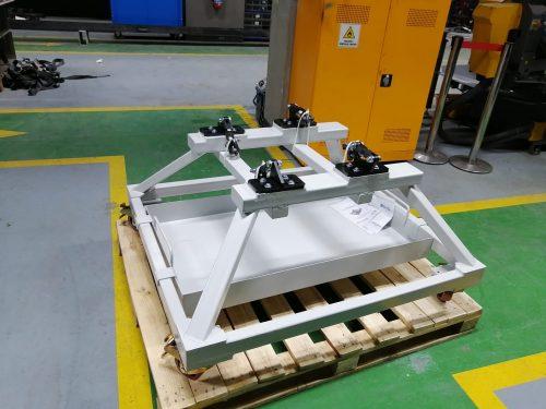 TS1400 SERIES ENGINE MAINTENANCE STAND 1