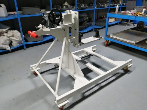 TS1400 SERIES ENGINE ROTATING MOUNTING STAND 2